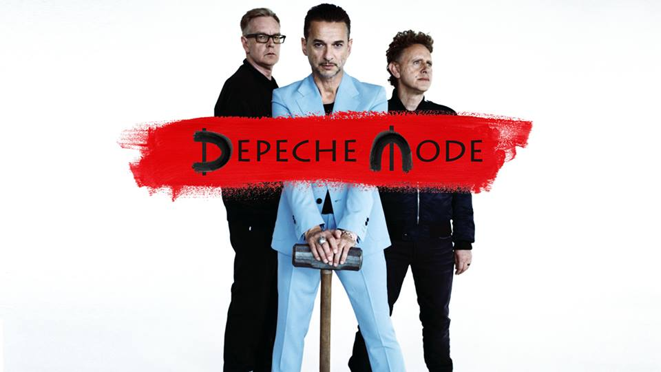 "Escuchen ""Where's The Revolution"", lo nuevo de Depeche Mode"
