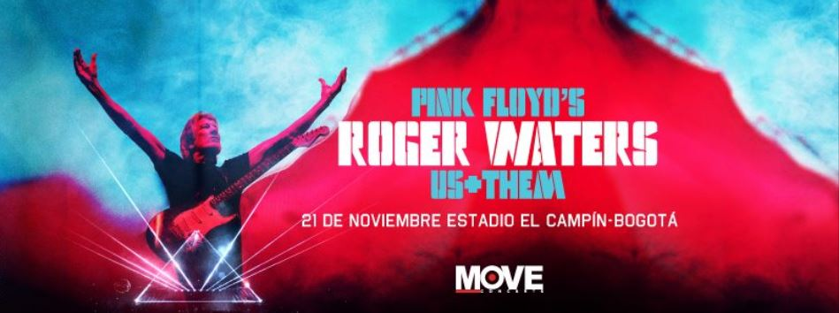 ¡Confirmado! Roger Waters regresa a Colombia