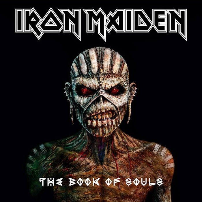 Iron Maiden presentará su primer disco doble
