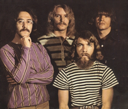"""Quiero Creedence"", tributo latino a Creedence Clearwater Revival"
